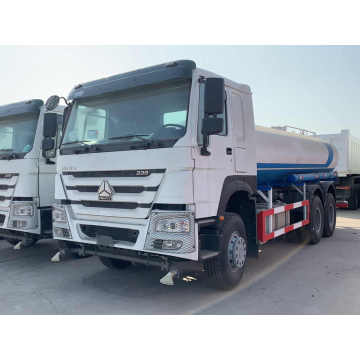 336HP Sinotruk  Howo Water Truck Shower Truck
