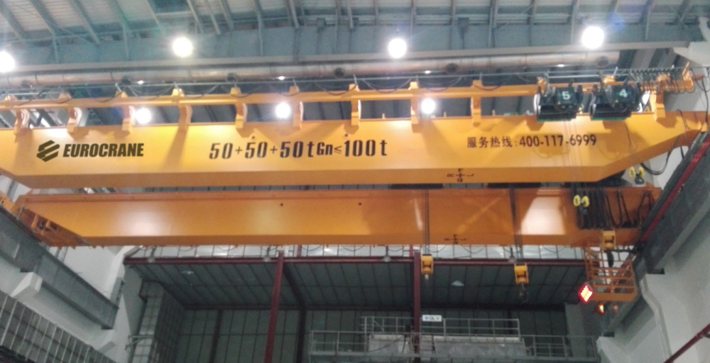 Yellow Painted Crane Buffer
