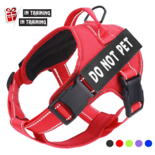 Adjustable Outdoor Dog Vest Harness