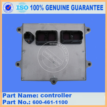 controller 600-461-1100 komatsu excavator spare parts for PC450-8
