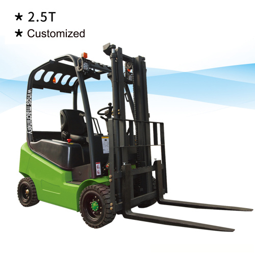 2.5T Electric Forklift Customized