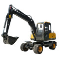 High cost performance excavator in spanish