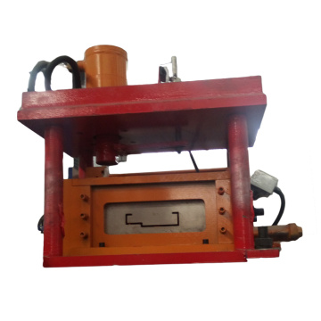 galvanised steel door frame making machine