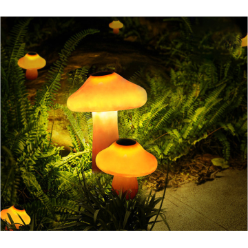Simulation Led Mushroom Lights