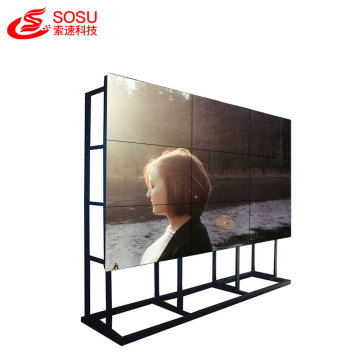 4K super HD invisible lcd video wall