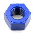 PTFE Xylan Coated Hex head Nuts