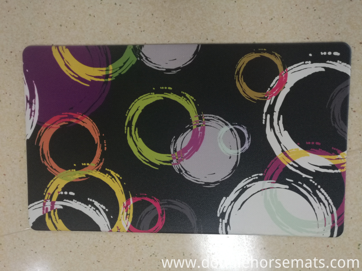 Full Picture Digital Print Kitchen Mat