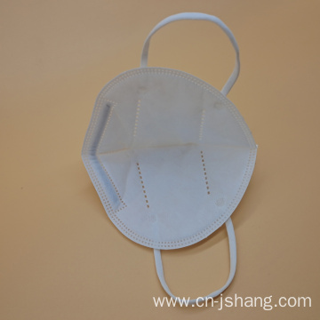 95% Filtration Disposable KN95 Mask FFP2 FDA