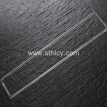 Rectangular Invisible Stainless Steel Floor Drain