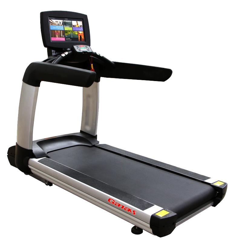 new fashion commercial treadmill