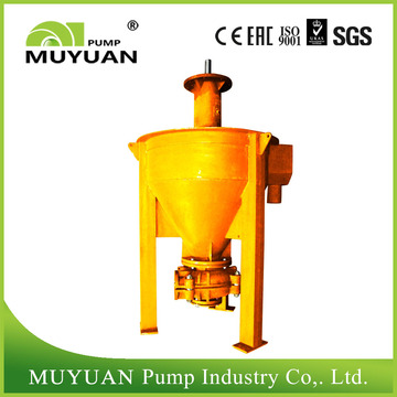 Copper Mineral Processing Flotating Forth Slurry Pump