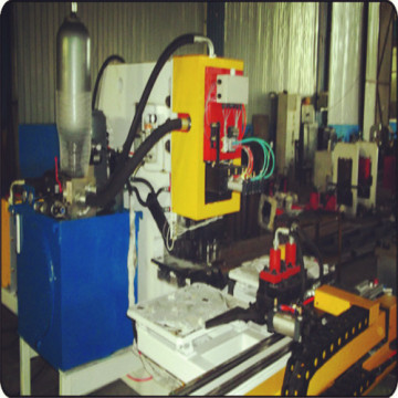 CNC Plate Punching and Marking Machines