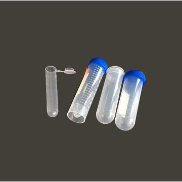 PET vacuum test tube for blood sample collection