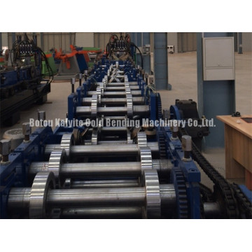 Used C Z Purlin Roll Forming Machine Price
