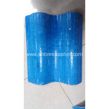 Glazed Corrosion-Resistant Mgo Roofing Sheet