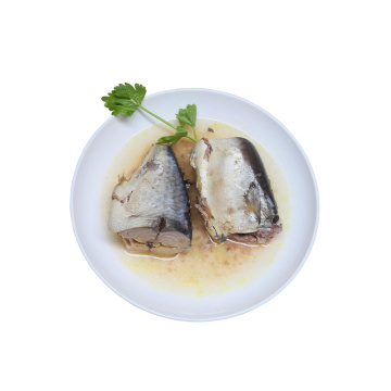 Mackerel Fish In Canned In Brine 215G