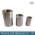 Steel Threaded Rebar Sleeve Coupling