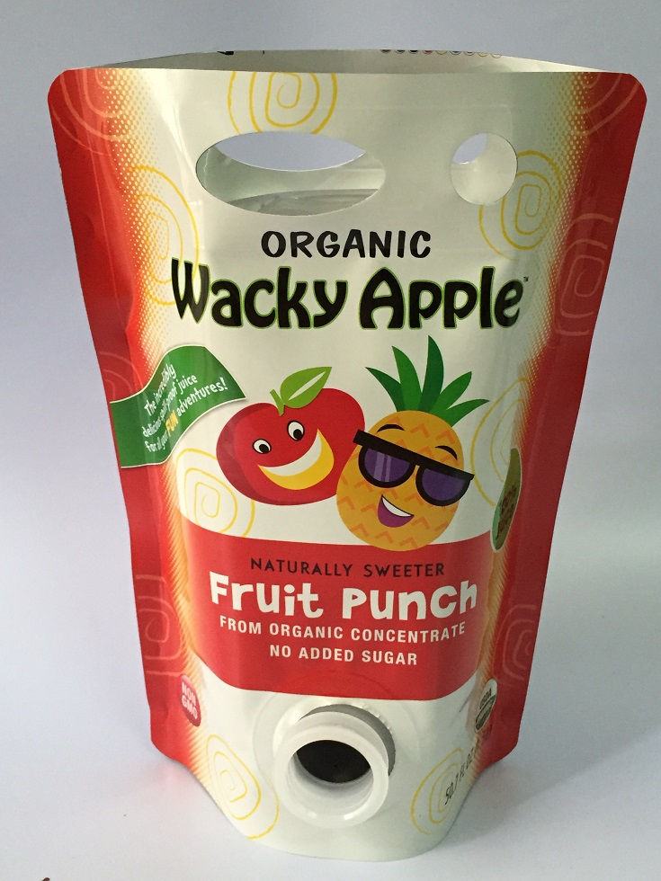 Juice Bag with Handle