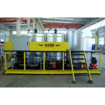Bitumen emulsion production machine