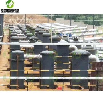 What is a Small Scale Waste Plastic to Fuel Oil Pyrolysis Plant