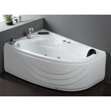 Corner Air Jet Whirlpool Bathtub