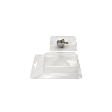 Hardware blister plastic sliding card packaging