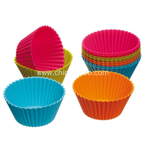 Silicone Cake Mold Muffin Cupcake Mould