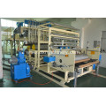 Jumbo Capacity 1500mm Multi-Layers Stretch Film Machine