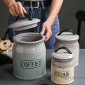 Set of 3 Storage Jars