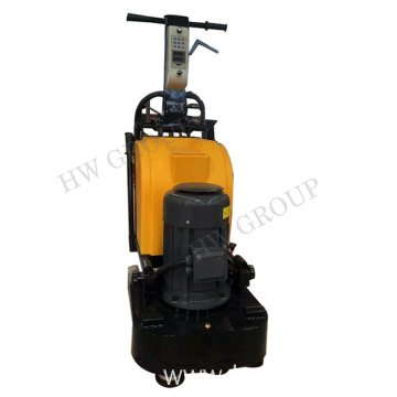 12 heads concrete floor polishing machine