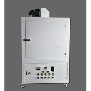 Industrial small UV curing oven