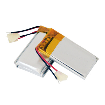 402035 rechargeable 3.7v 240mAh li polymer battery