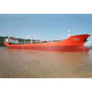 4750 DWT Oil Tanker built in 2002