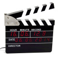 Movie Clapper with Digital Alarm Clock