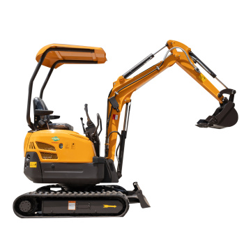 New XN16 Mini Excavator Price Cheap Small China Digger For Sale 1.5Ton Excavator Mini