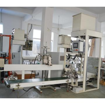 Automatic fixed body packaging machine