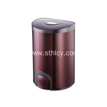 Stainless Steel Sensor Dustbin Touchless Trash Can