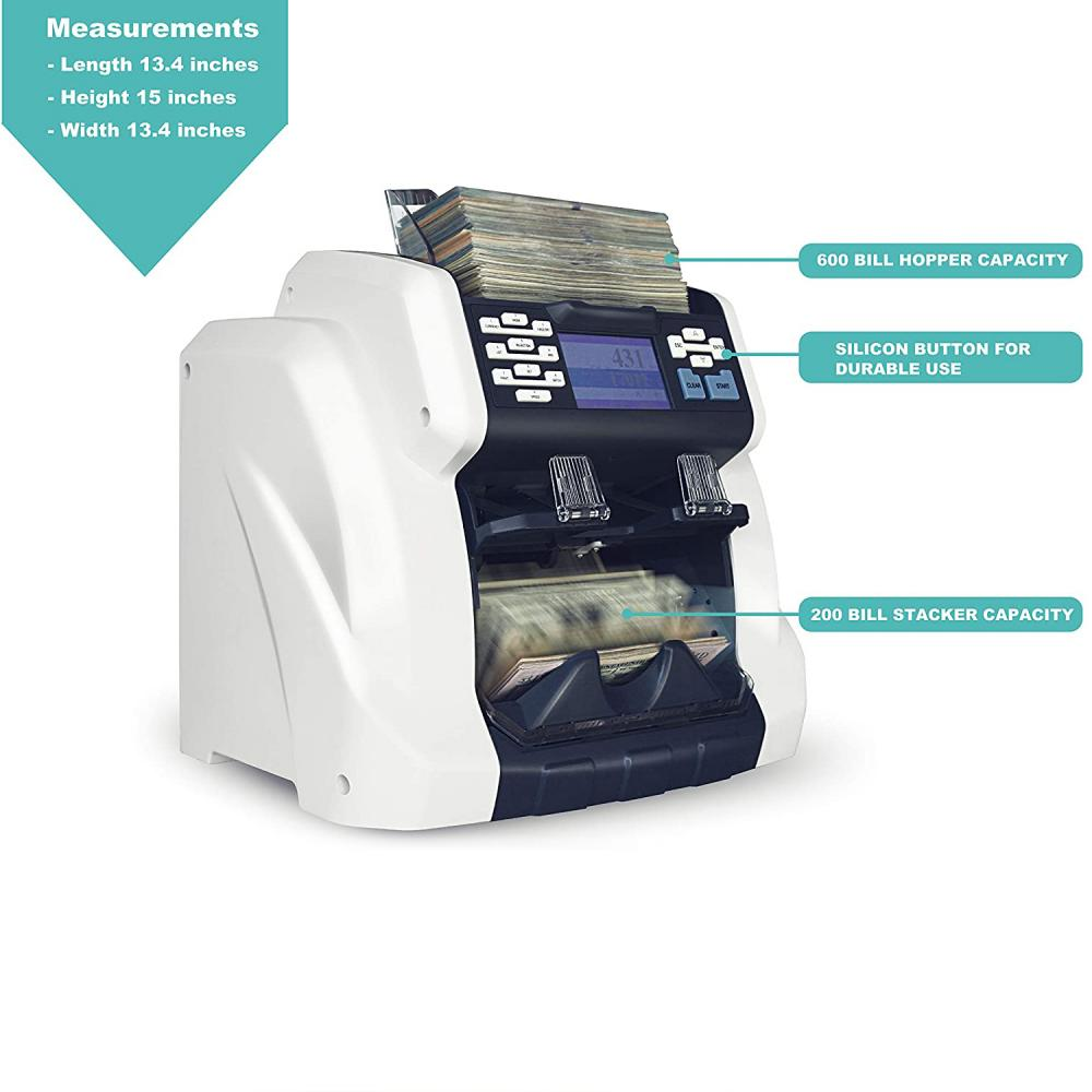 Banknote Fitess Sorting Machine