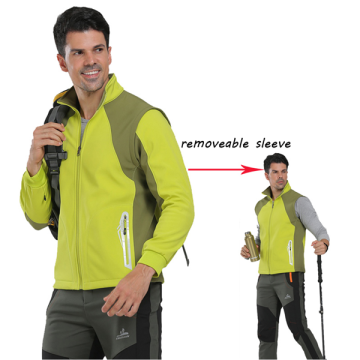 3 In 1 Outdoor Climbing Windbreak Running Jacket