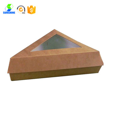 Window sandwich box bakery box snack box