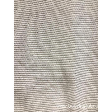 Coarse needle dyed cloth