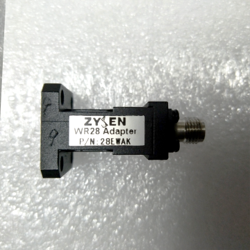 Endlaunch Waveguide to Coaxial Adapter