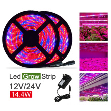 14.4w/meter SMD5050 LED Grow Strip