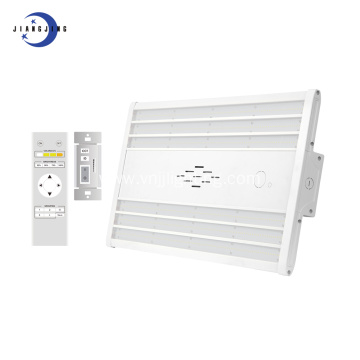 AC120-277V Factory Price Flat Linear Light Bay