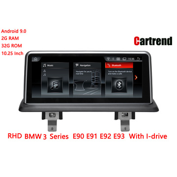 RHD 3 Series E90 E91 E92 E93 Dashboard
