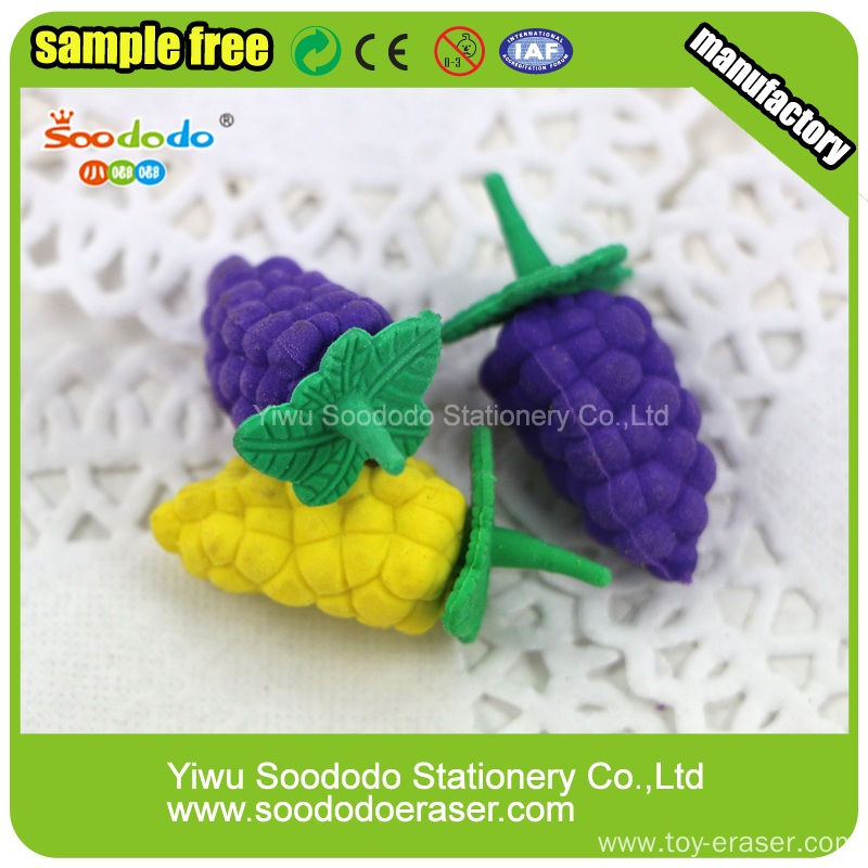 Zhejiang SOODODO Fancy Girl Shaped Eraser for Collection