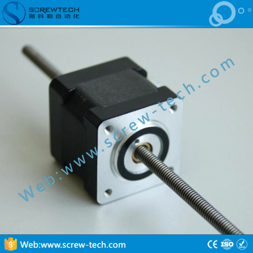 0.9 degree nema17 hybrid stepper motor