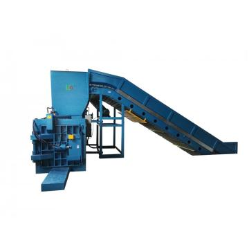 Semi automatic baler machine