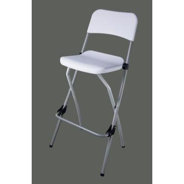 Modern Style Blow molded Plastic bar chair