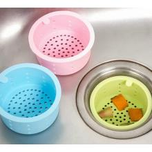 Kitchenware Tools Silicone Sink Strainer Drain Filter
